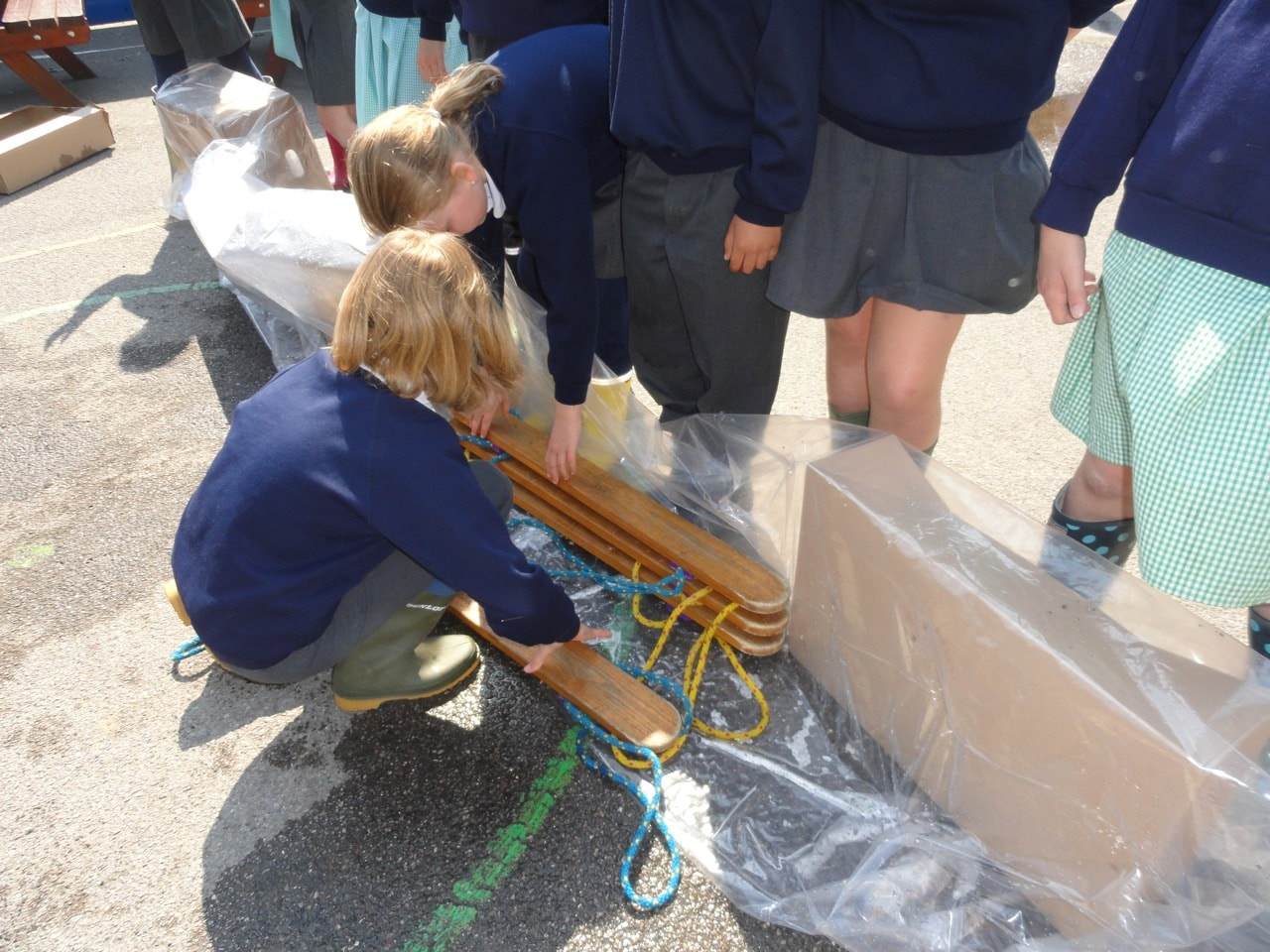 Yr 5 water workshop